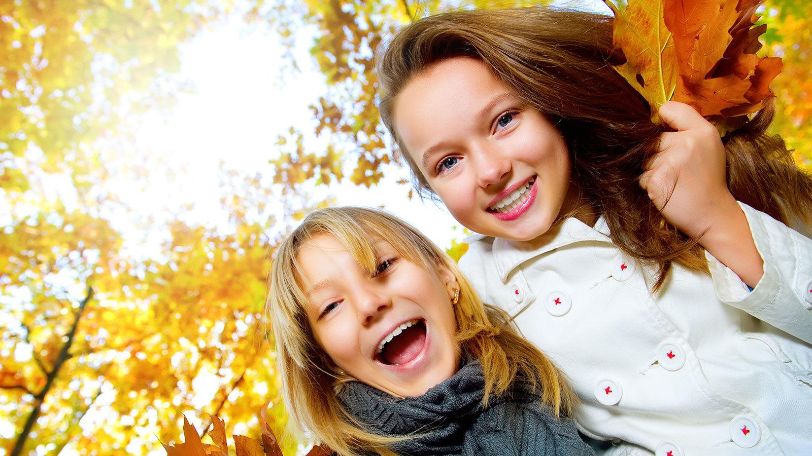 Пять идей для лучших осенних каникул