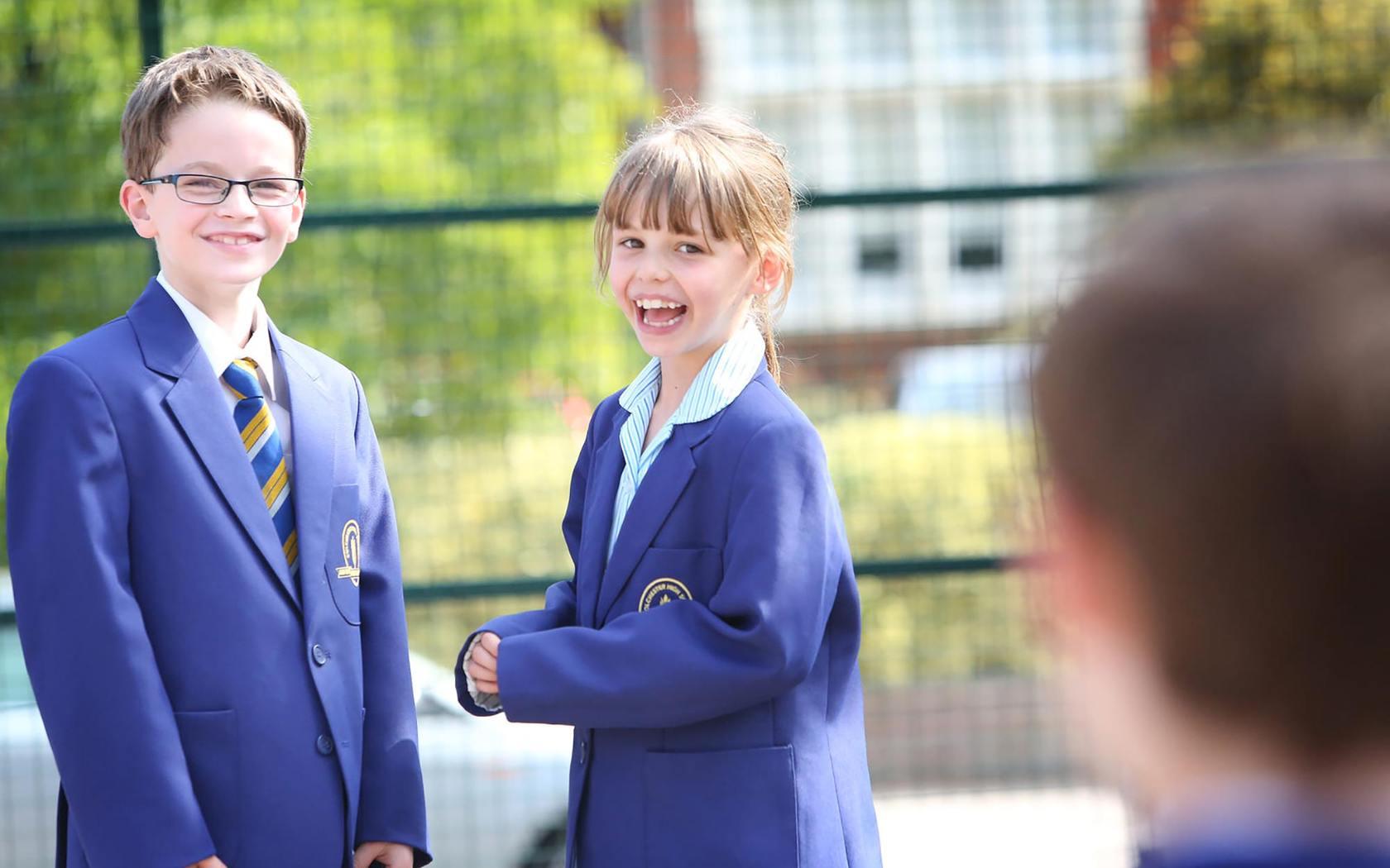 Младшая школа Англии: поступить в правильном возрасте
