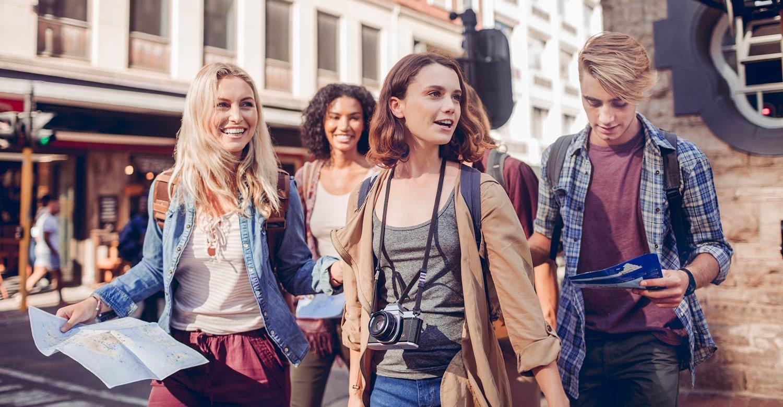 Летние маршруты для студентов: иностранный язык и отдых