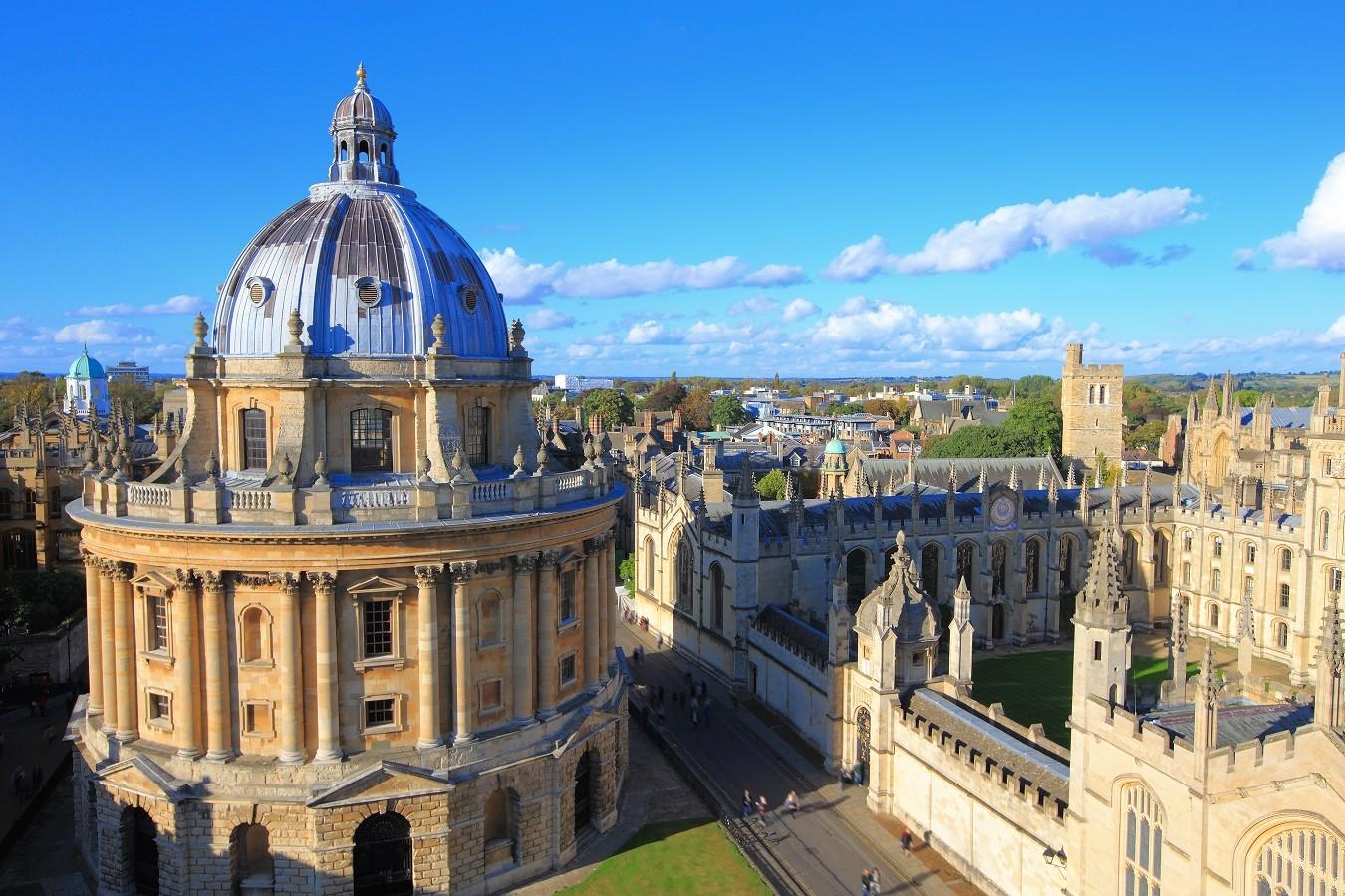 5 лучших летних школ в Оксфорде