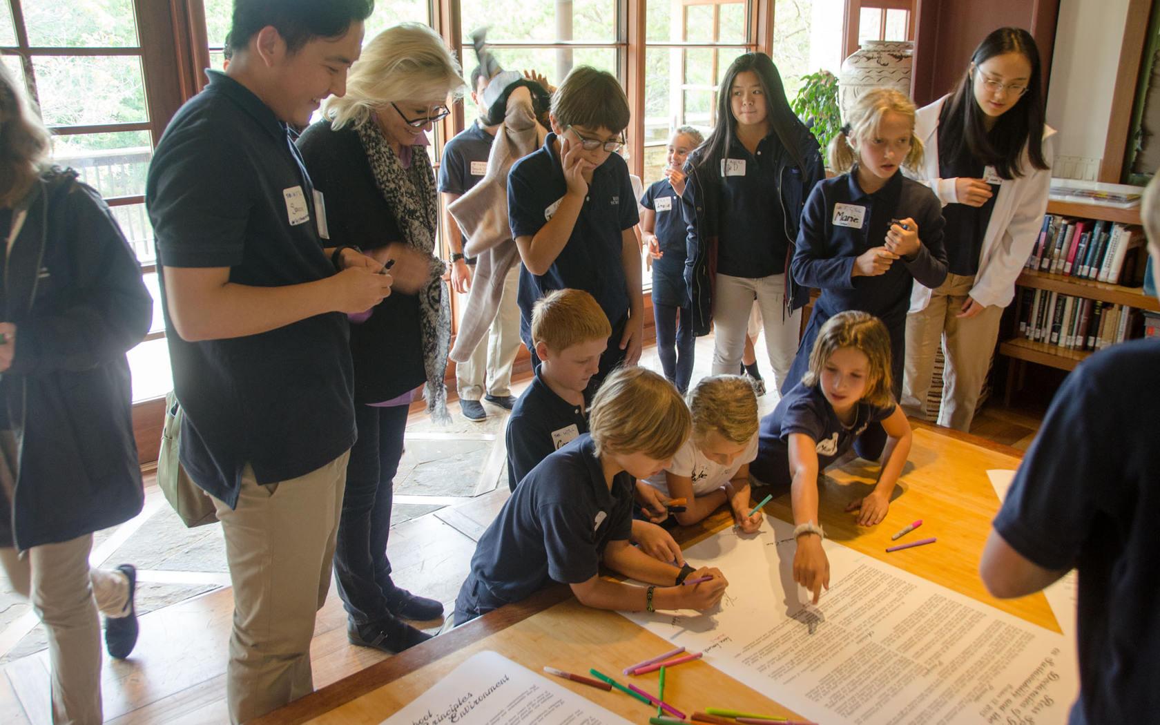 Ross School: «интегрированный подход к обучению»
