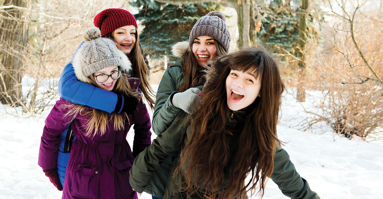 Зимние каникулы – активно и с пользой: что предлагают зарубежные школы и лагеря