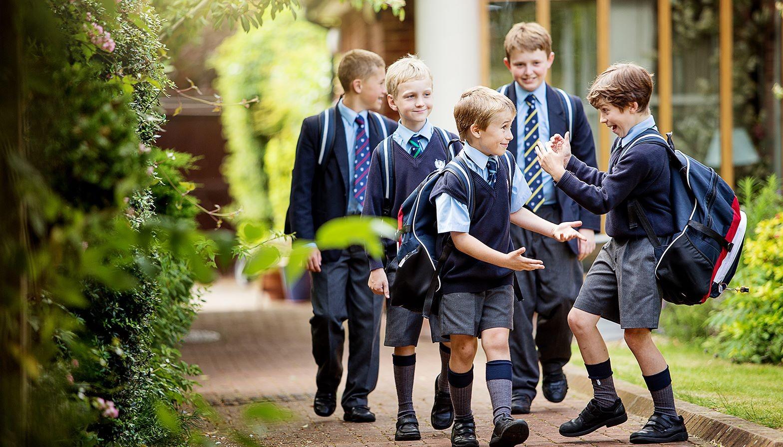 Как быть успешным в зарубежной школе?