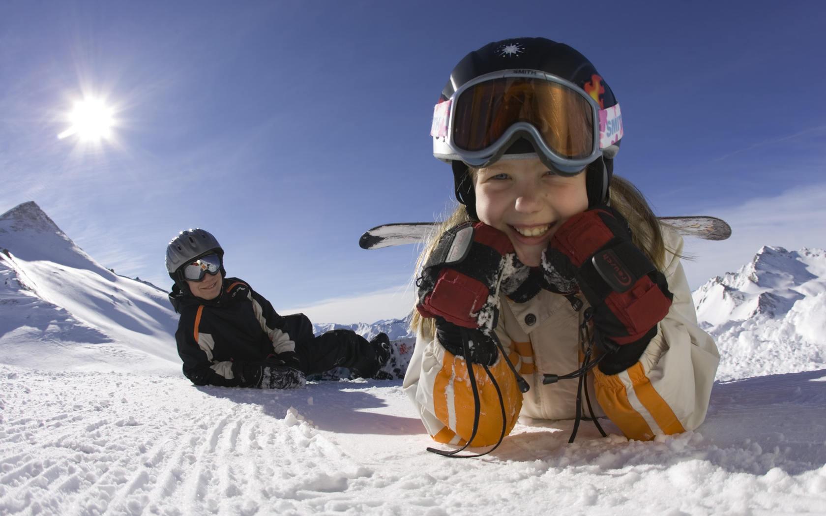 Гид по горнолыжным курортам для школьников 6-17 лет