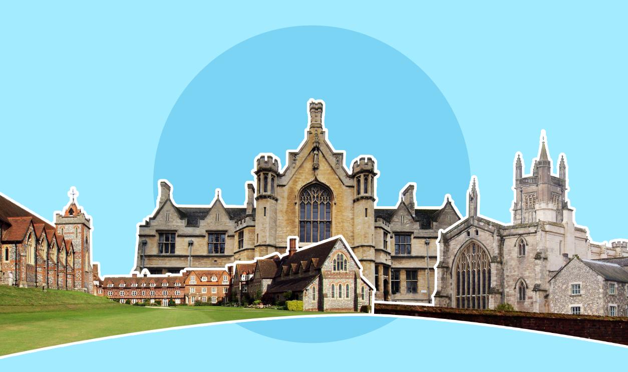 3 школы в Англии, где мечтают учиться дети