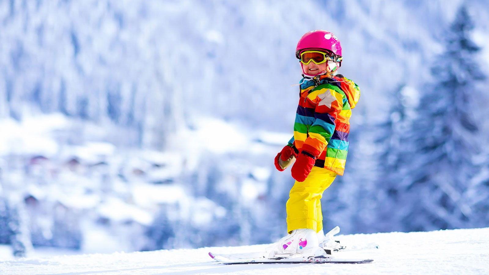 Зима, лыжи и английский: выбираем языковой лагерь в каникулы