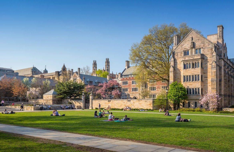 Yale University: Зелёный Йель - каникулы в Лиге Плюща