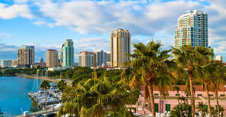 ELS St. Petersburg: солнечный Питер во Флориде
