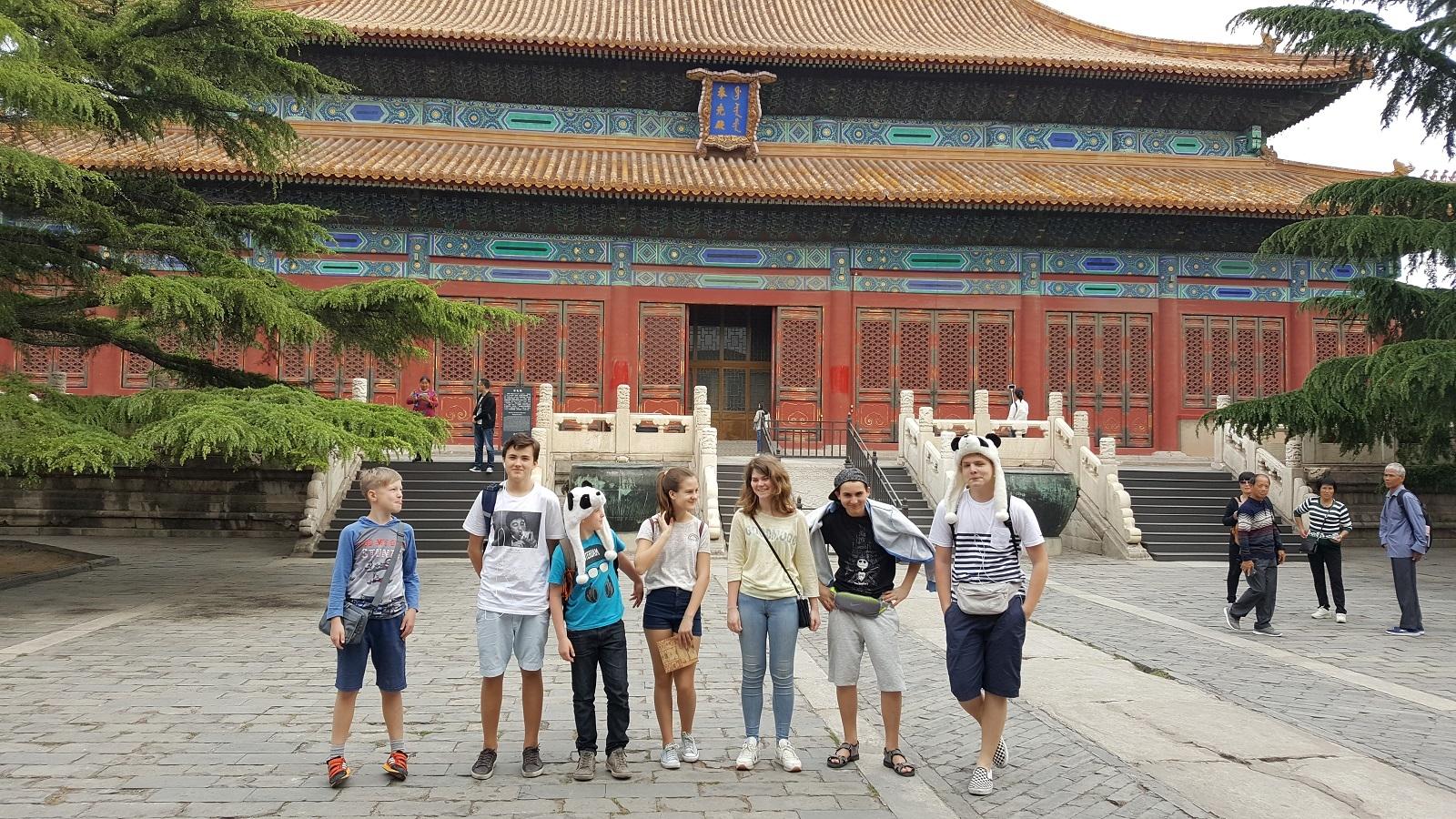 Британская Школа StudyLab: как мы покоряли Пекин