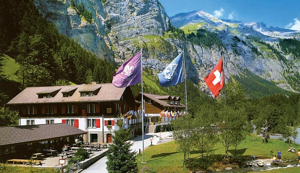 Adventure Camps: лагерь по лидерству на швейцарском курорте