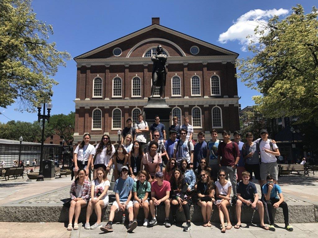 Прямой репортаж из Бостона: каникулы в Гарварде