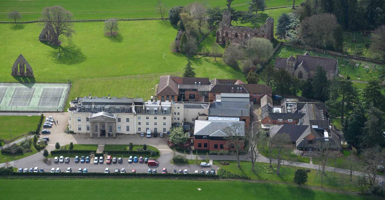 Concord College: Моя любимая Англия