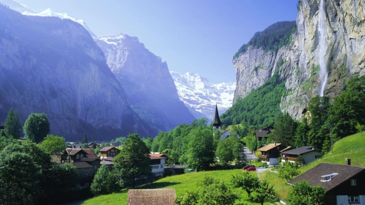 Leysin American School: навстречу альпийским вершинам