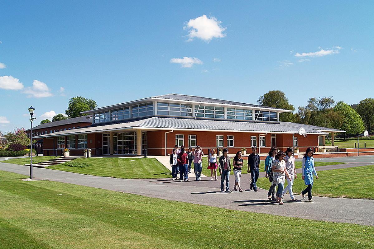 Concord College: моё третье академическое лето