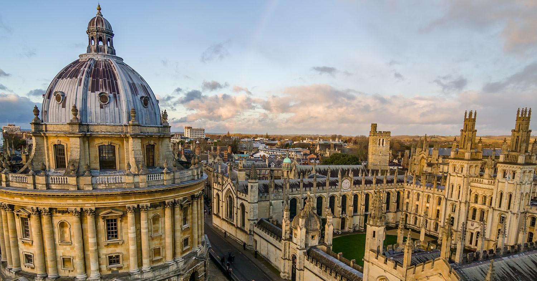 Oxford University: курсы для будущего биохимика