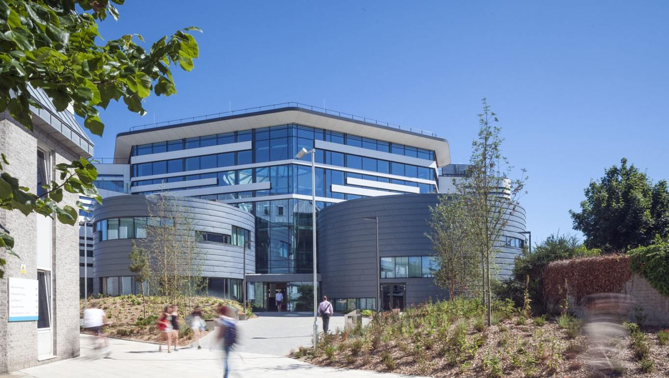 Bournemouth University: за кулисами английского театра