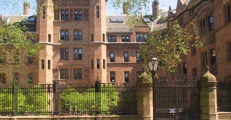 Ника, 15 лет, каникулы в Yale University