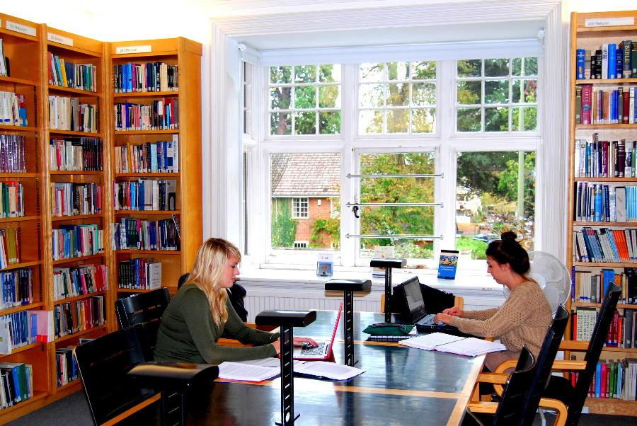St. Clare's College: Оксфорд изнутри