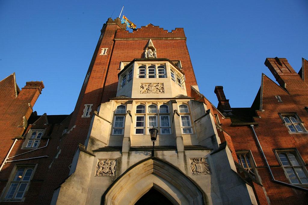 Целый месяц английского лета в Epsom College