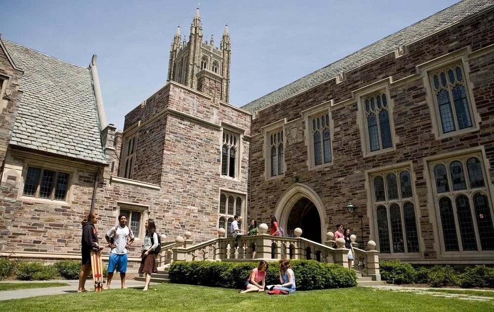 Академический курс в Princeton University