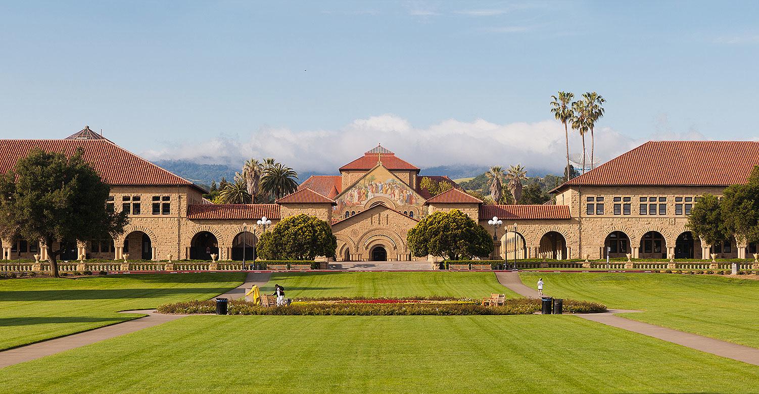 Стэнфордский университет, кампус