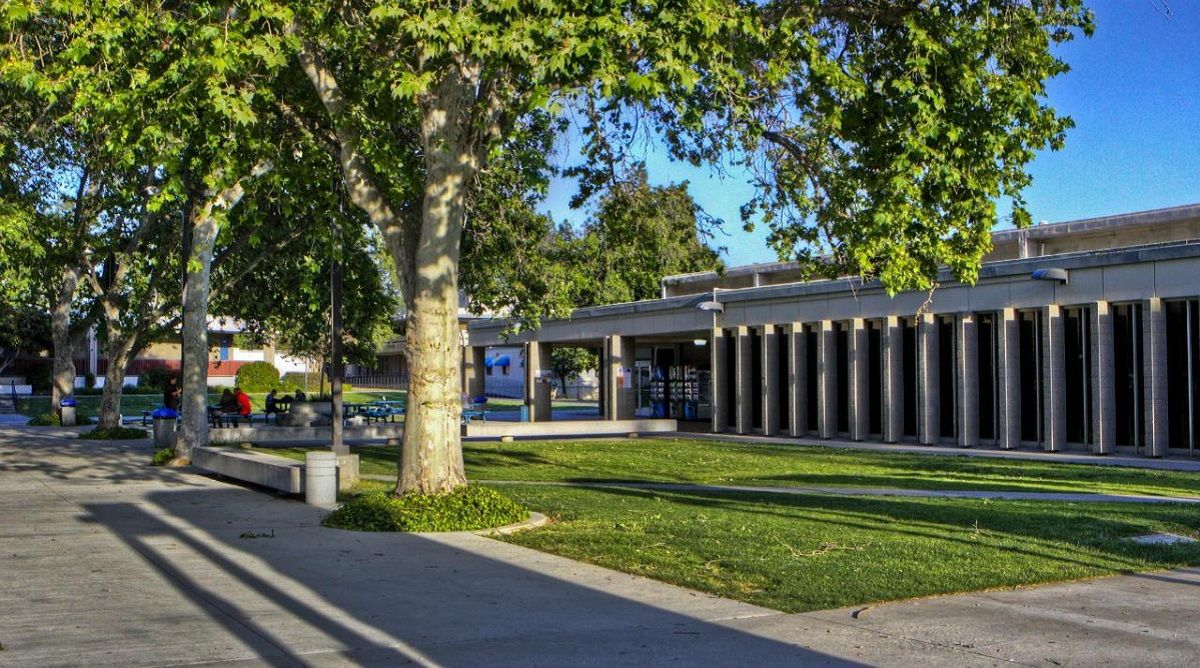 Citrus College: Зимние каникулы в Калифорнии