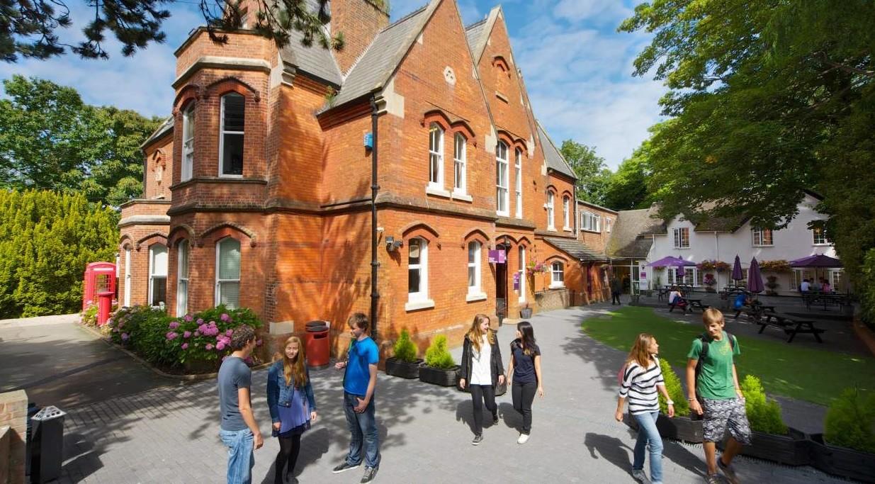 Newbury School: интенсивный английский, подготовка к IELTS