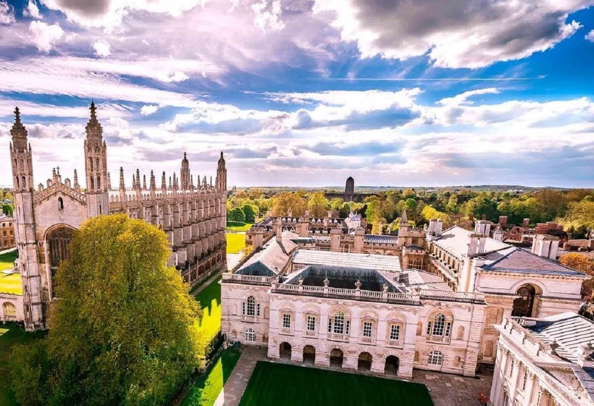 Cambridge University: Введение в архитектуру