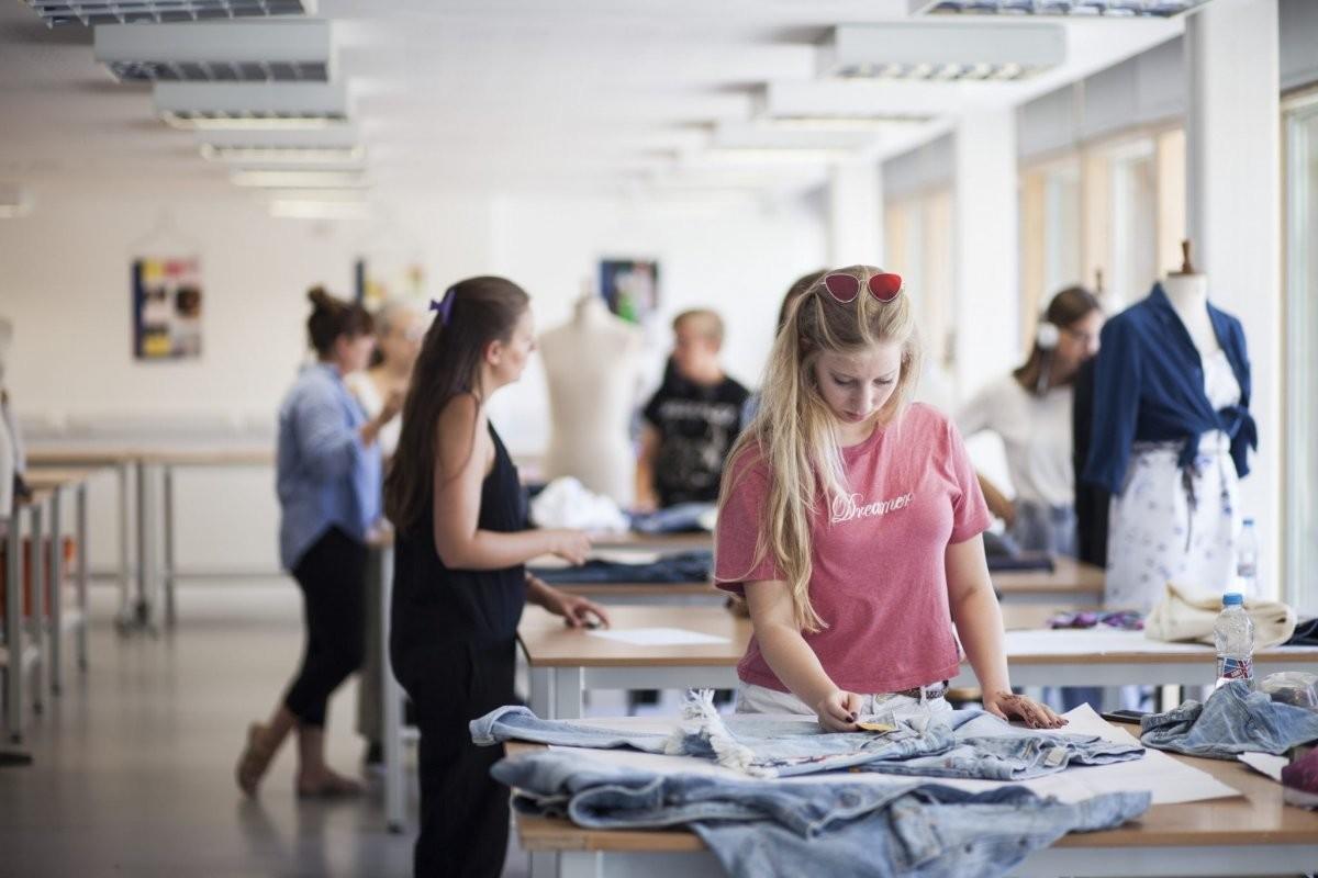 Arts University Bournemouth: Дизайн одежды