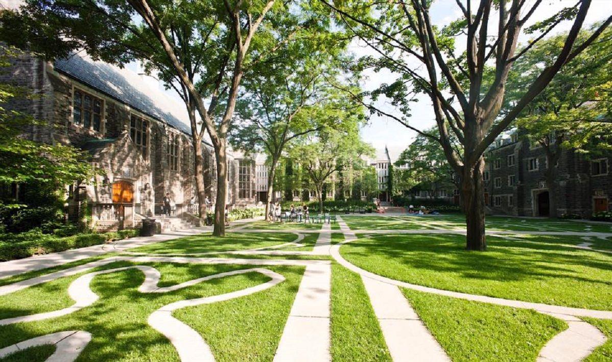 University of Toronto: Академический курс
