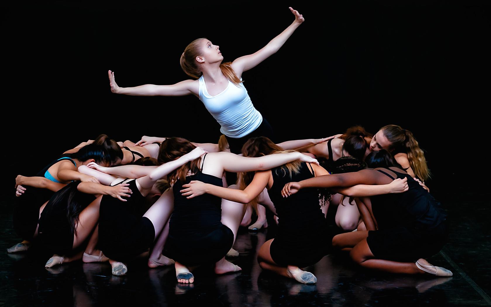 Interlochen Arts Academy: Летний танцевальный лагерь