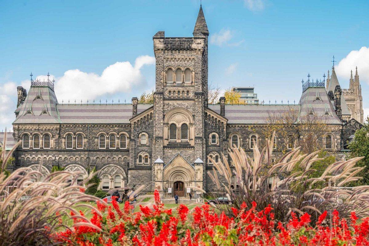 University of Toronto: Английский язык
