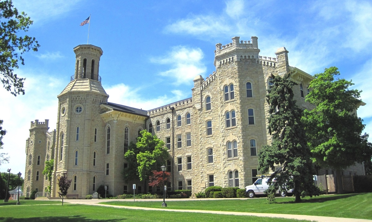 Wheaton College: Академические предметы + спорт и творчество