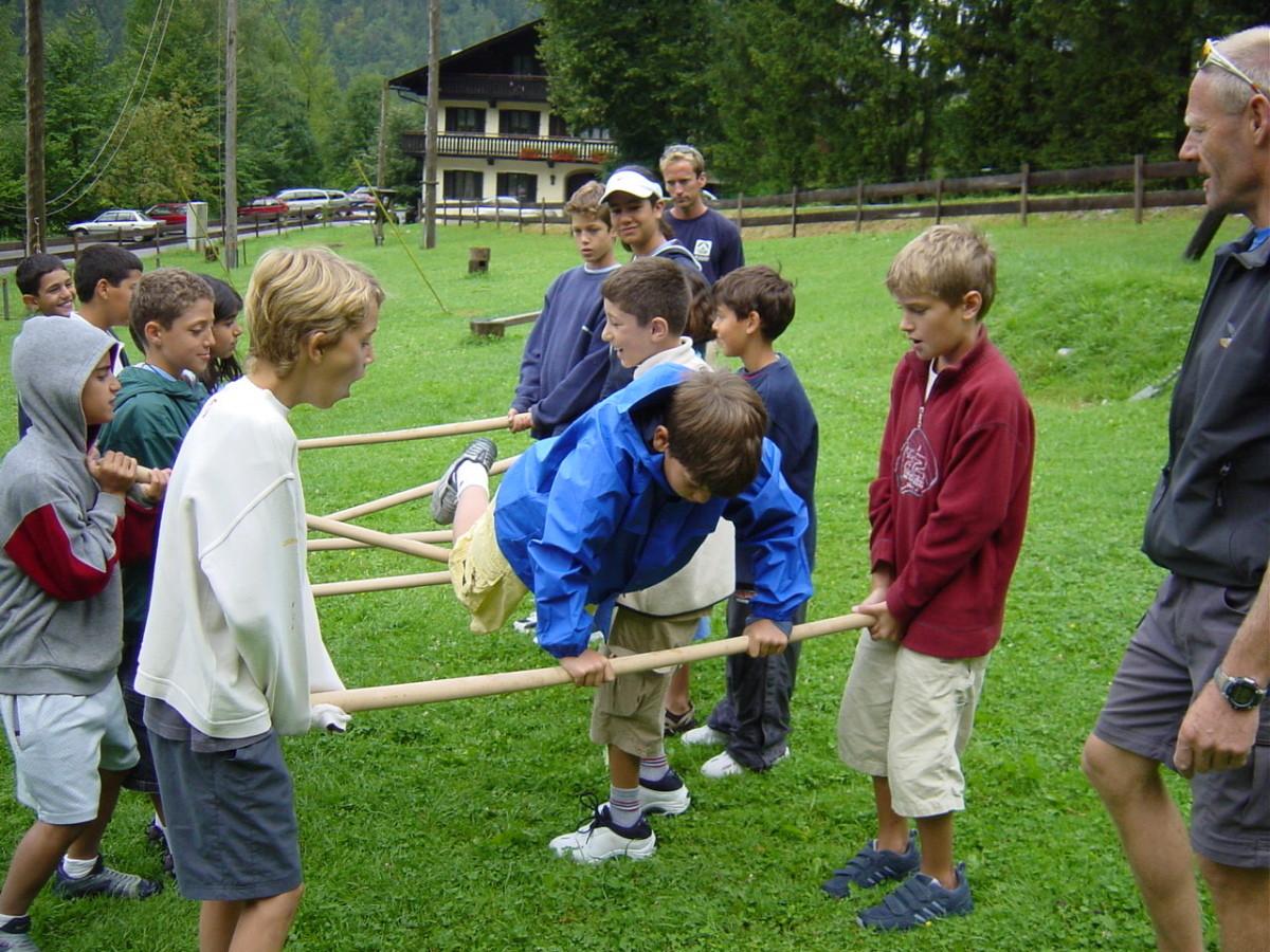 Village Camps: лагерь для младших школьников