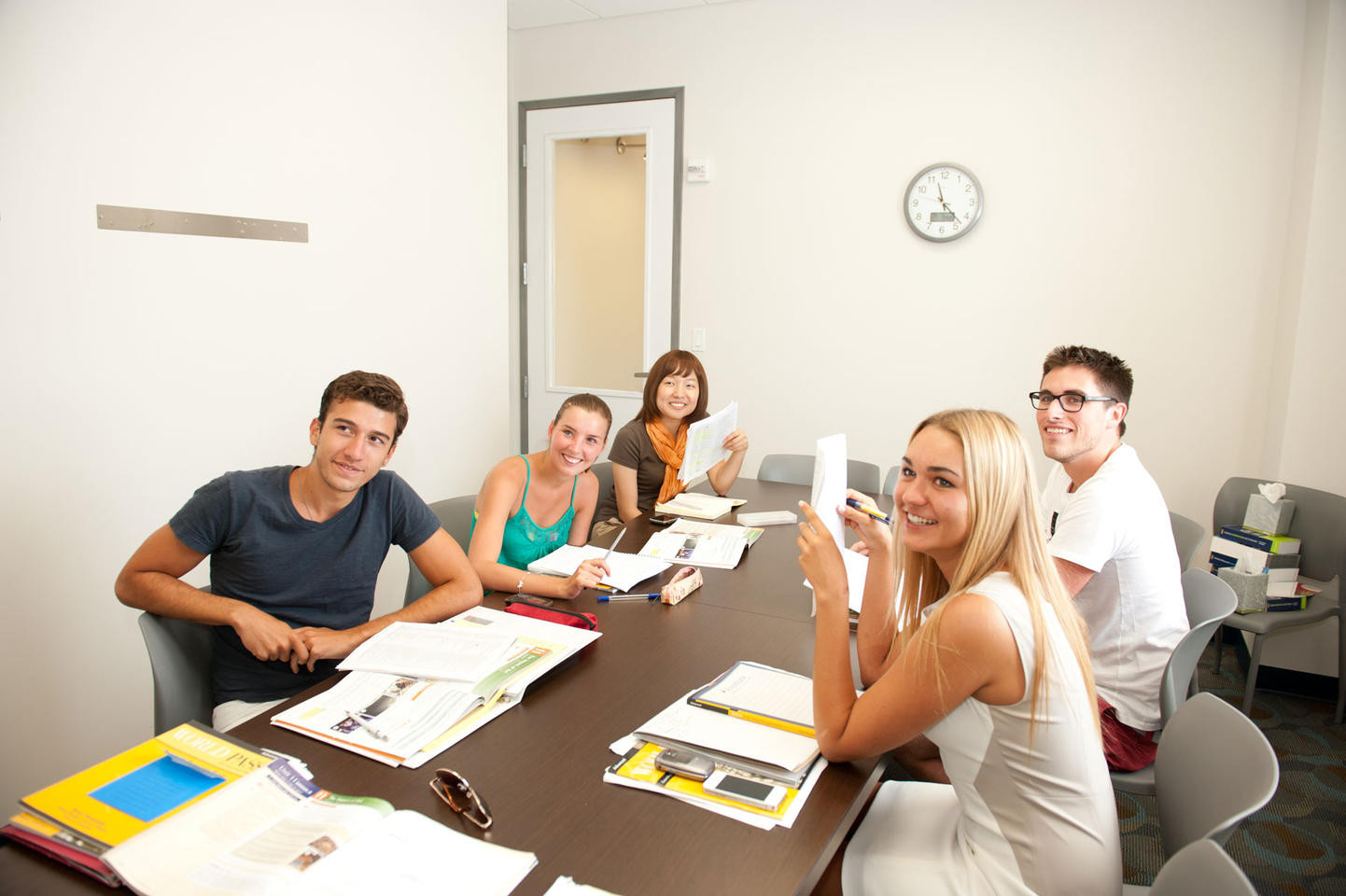 Miami South Beach Language School: Американский английский