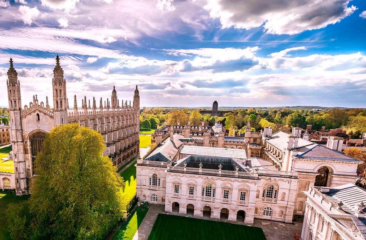 Cambridge University: Предпринимательство, лидерство и право