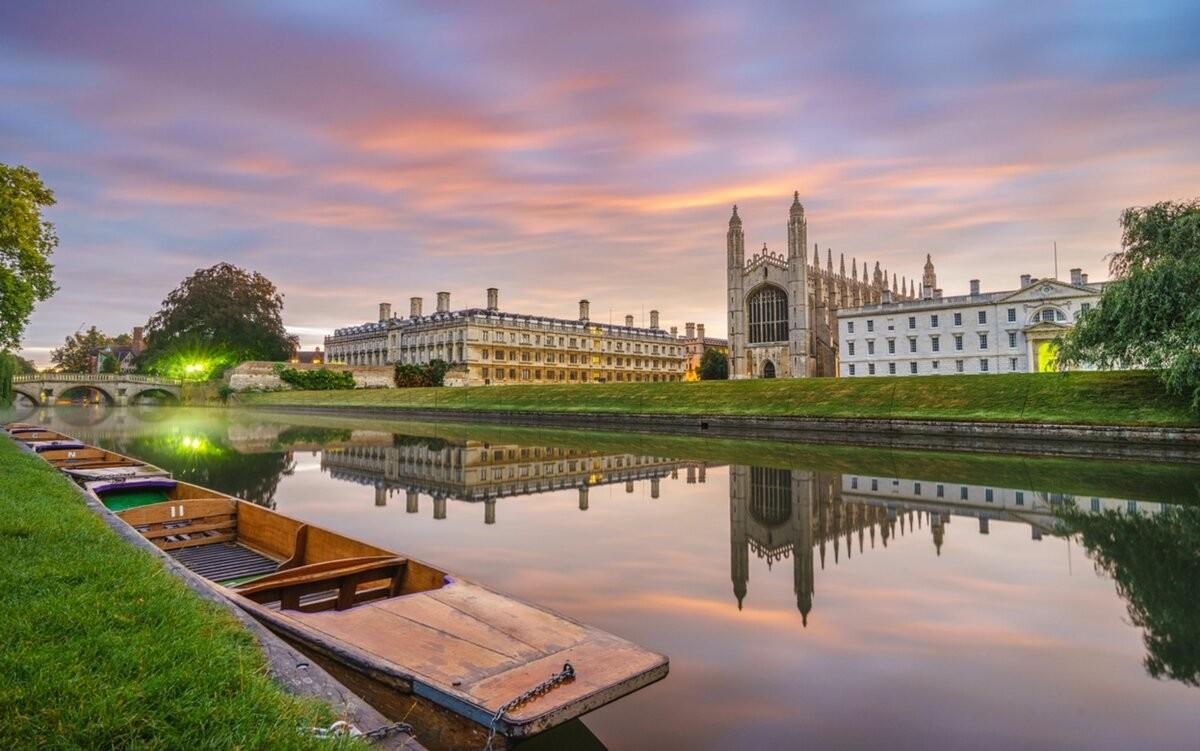 Cambridge University: Компьютерные науки
