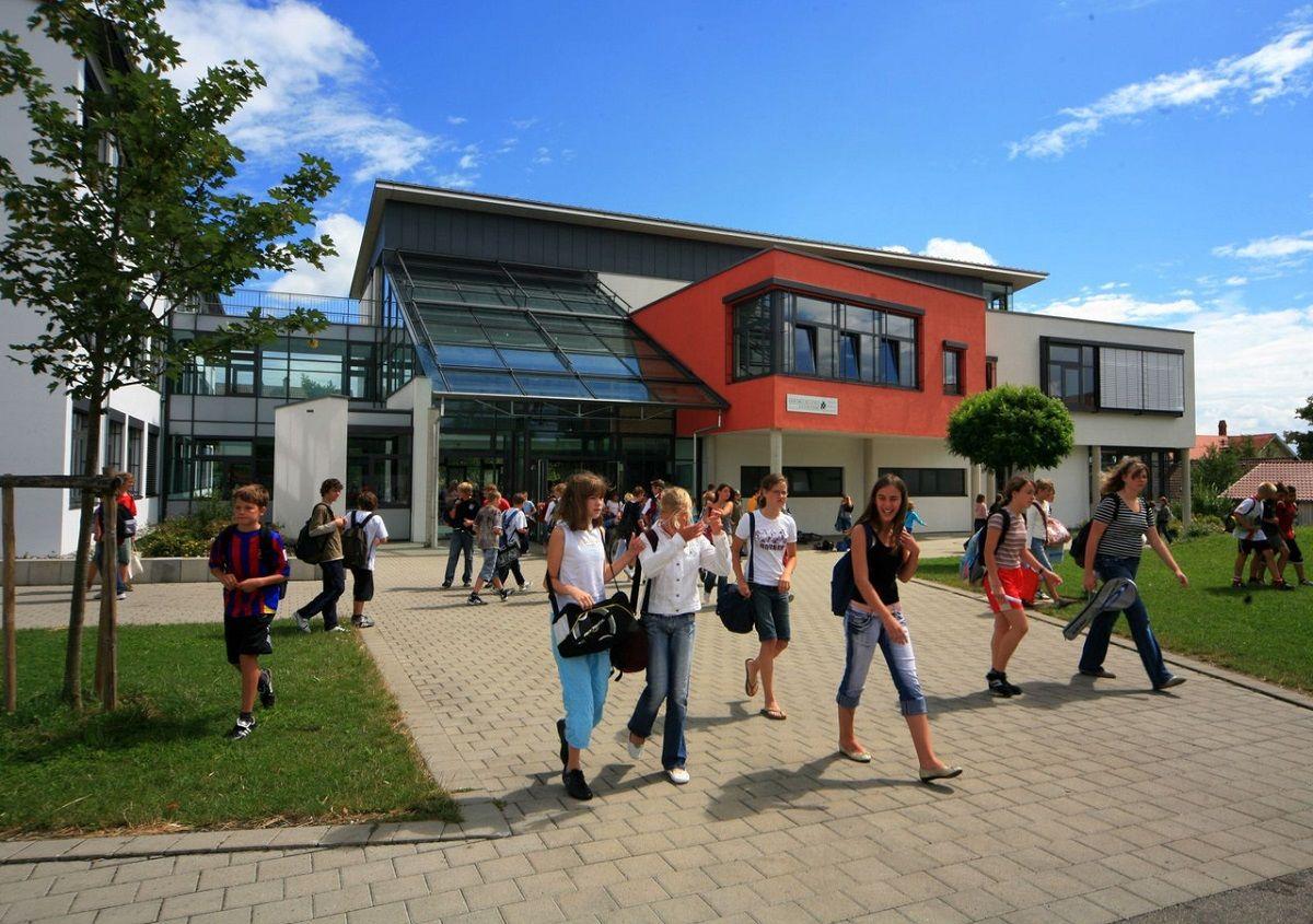 Bad Schussenried Schule: Интенсивный курс немецкого языка