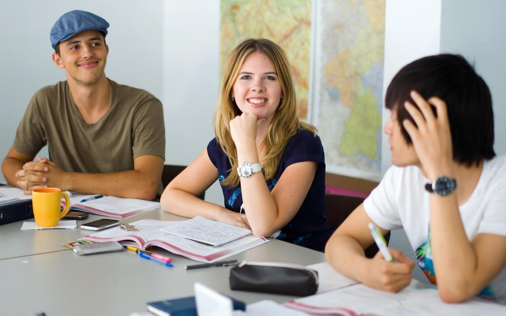 Humboldt Institut – Berlin: Подготовка к экзамену TestDaF