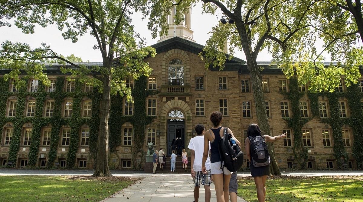 Princeton University: Академические предметы