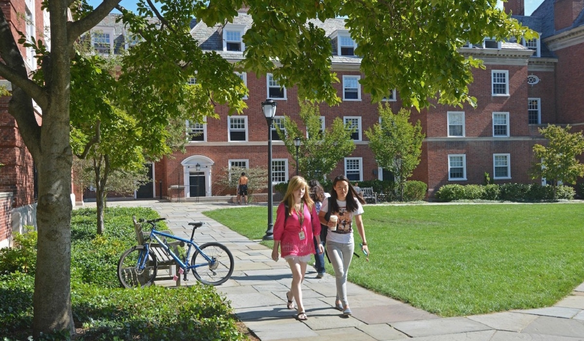 Yale University: Академические предметы