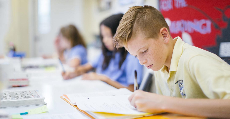 Подготовка к обучению в школе Англии