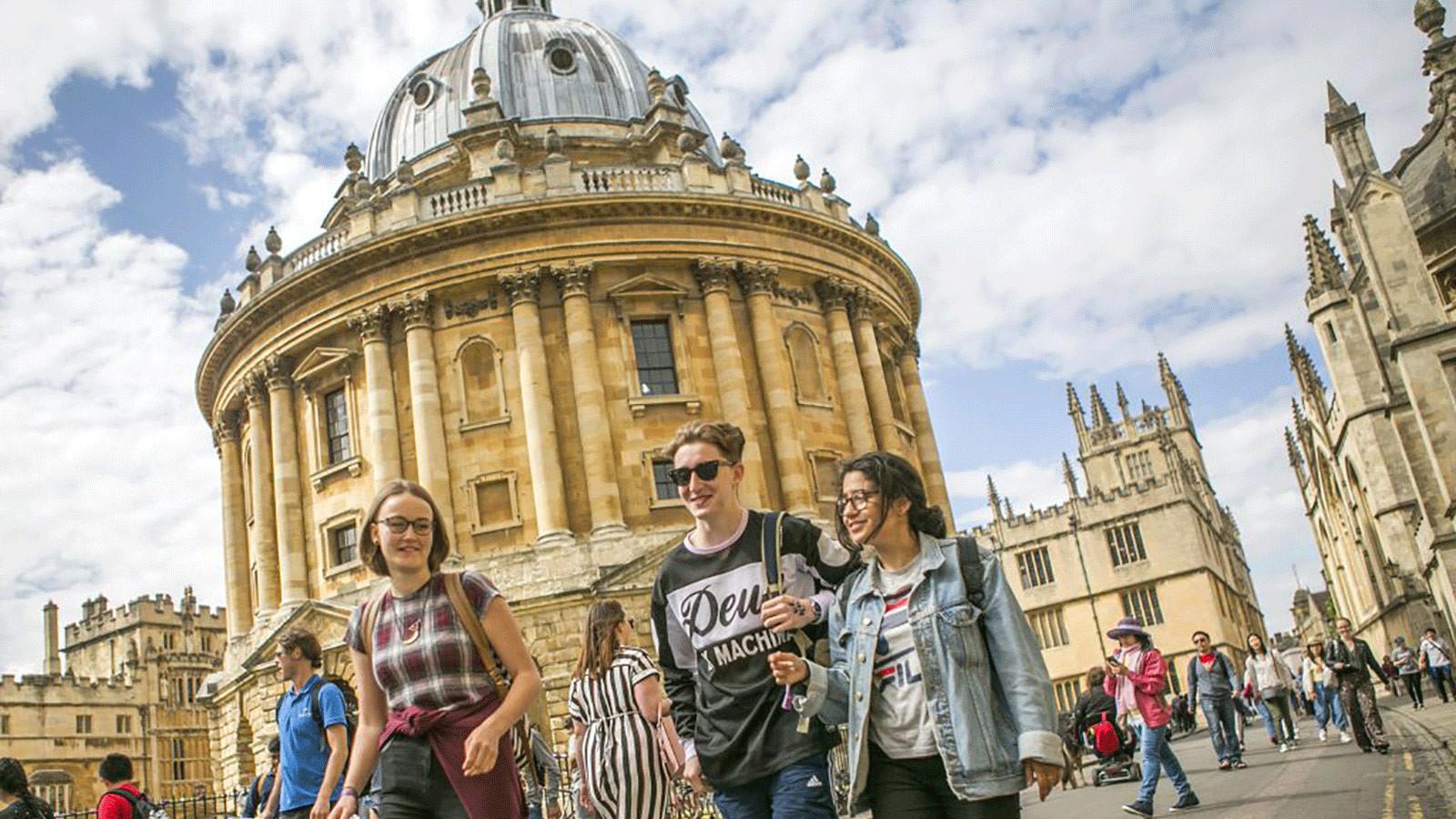 Oxford Academy: Введение в предпринимательство
