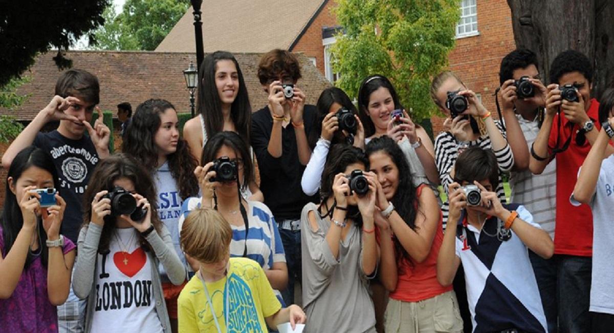 TASIS UK: Цифровая фотография