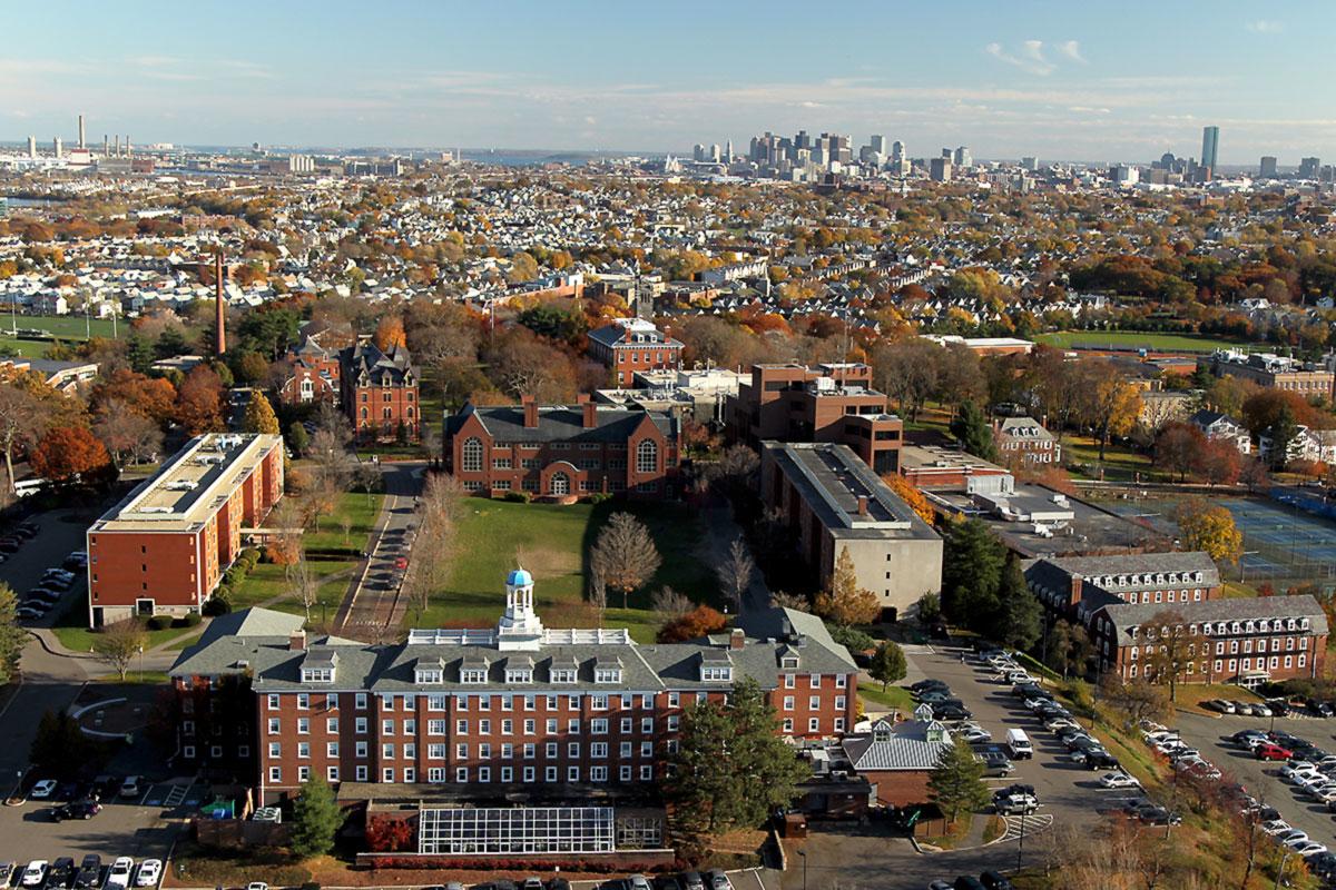Tufts University: Академичеcкие предметы