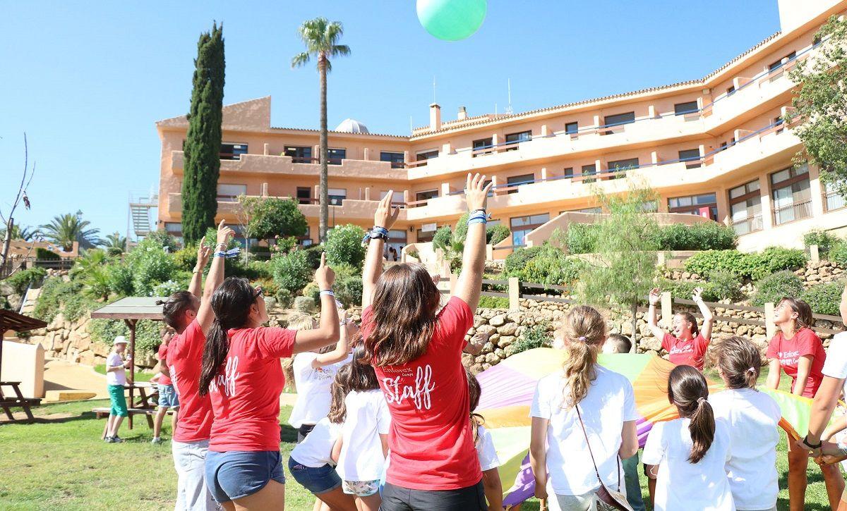 Elviria – Marbella: летний лагерь