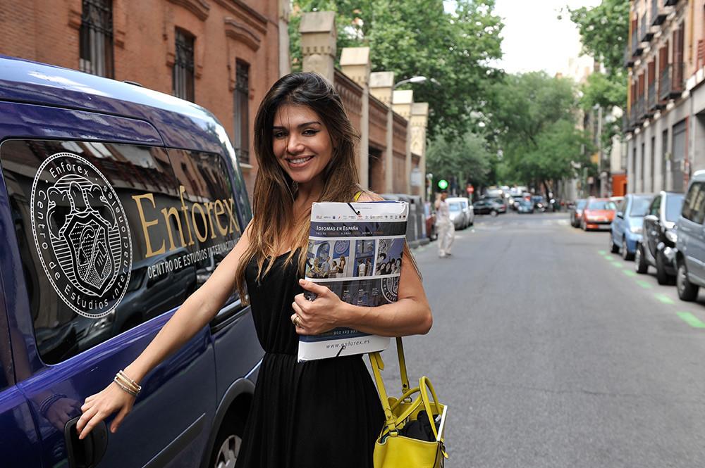 Enforex Madrid: Интенсивные курсы испанского языка