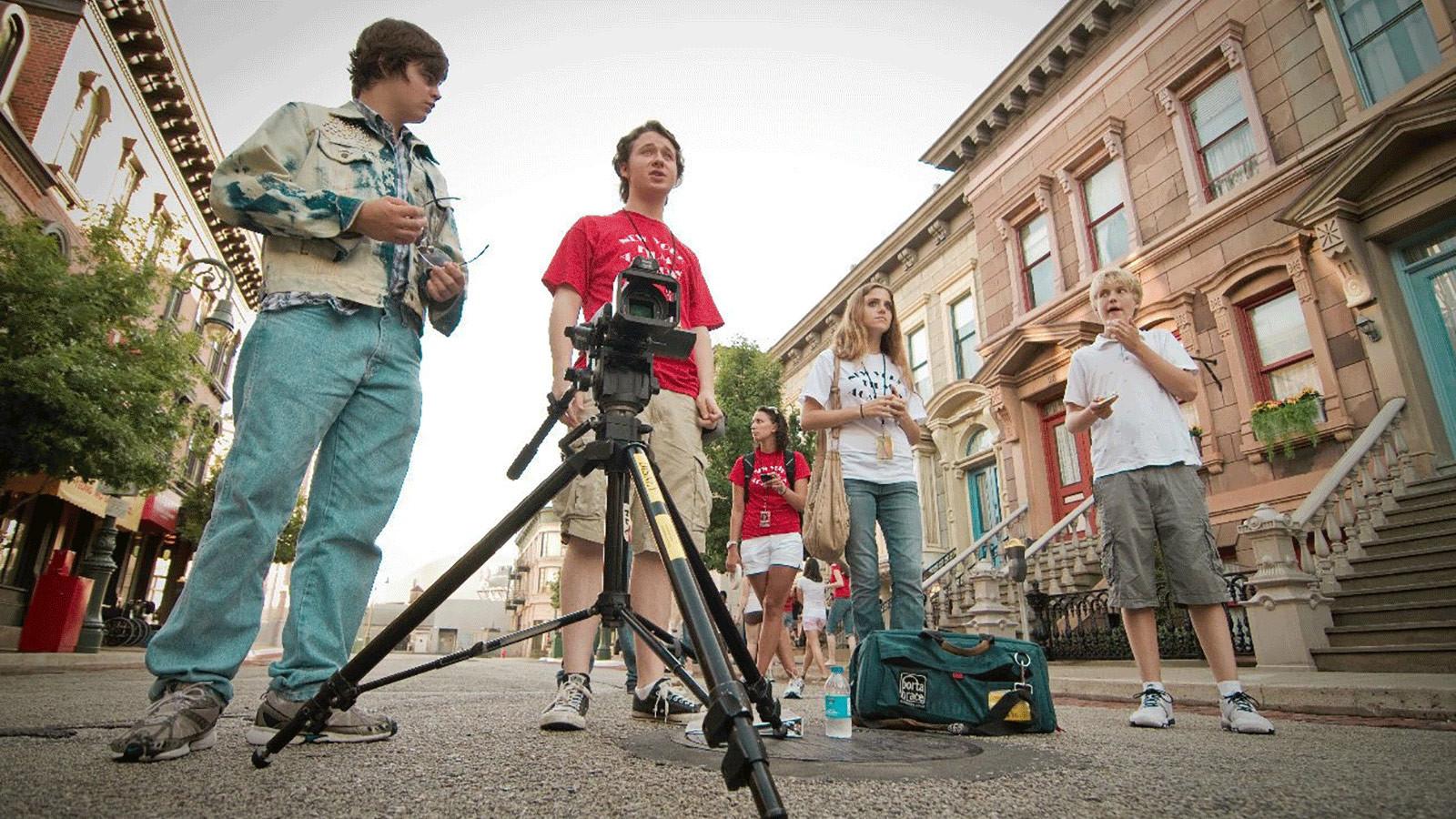 New York Film Academy LA: Сценарное мастерство