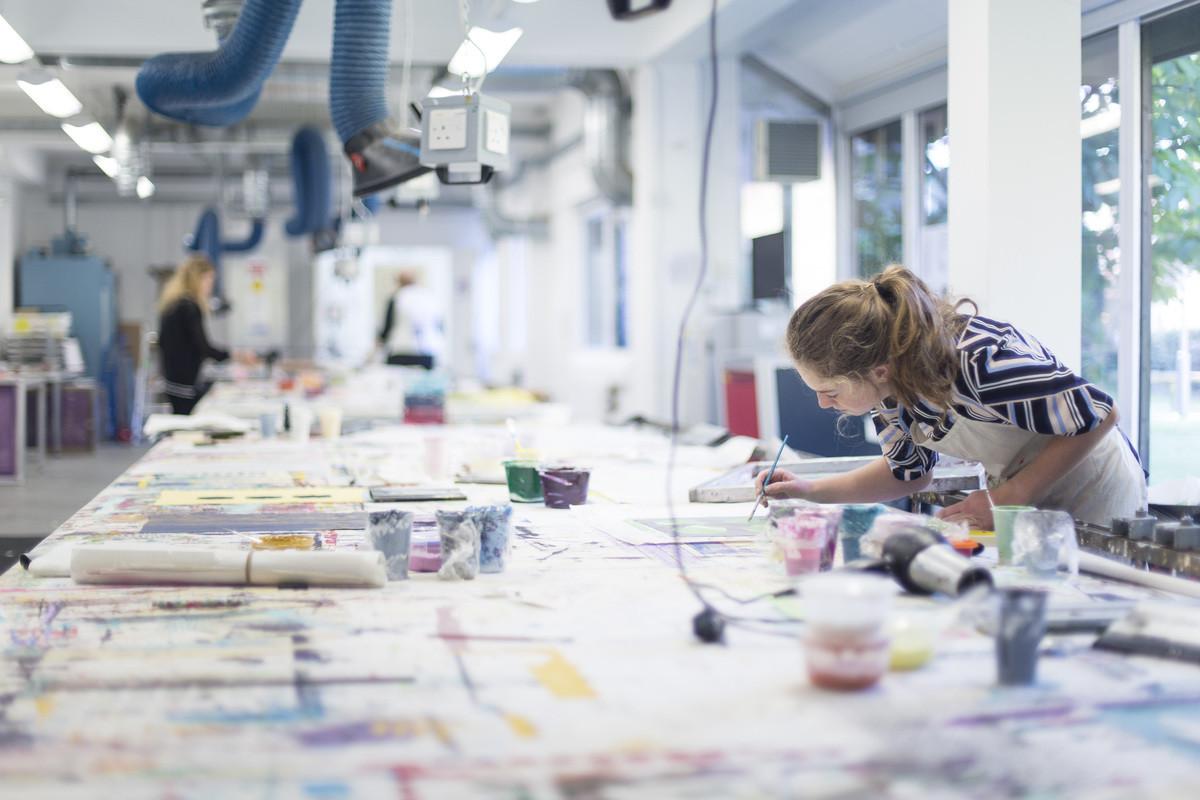 Подготовка портфолио для зарубежного арт-вуза