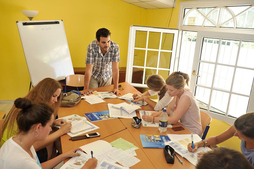 Enforex Marbella: Интенсивные курсы испанского языка